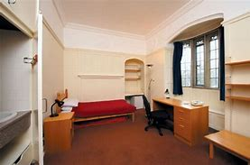 New College bedroom