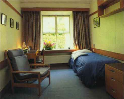 St edmunds bedroom