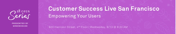 CS Live: SF 9.13 - Empowering Your Users