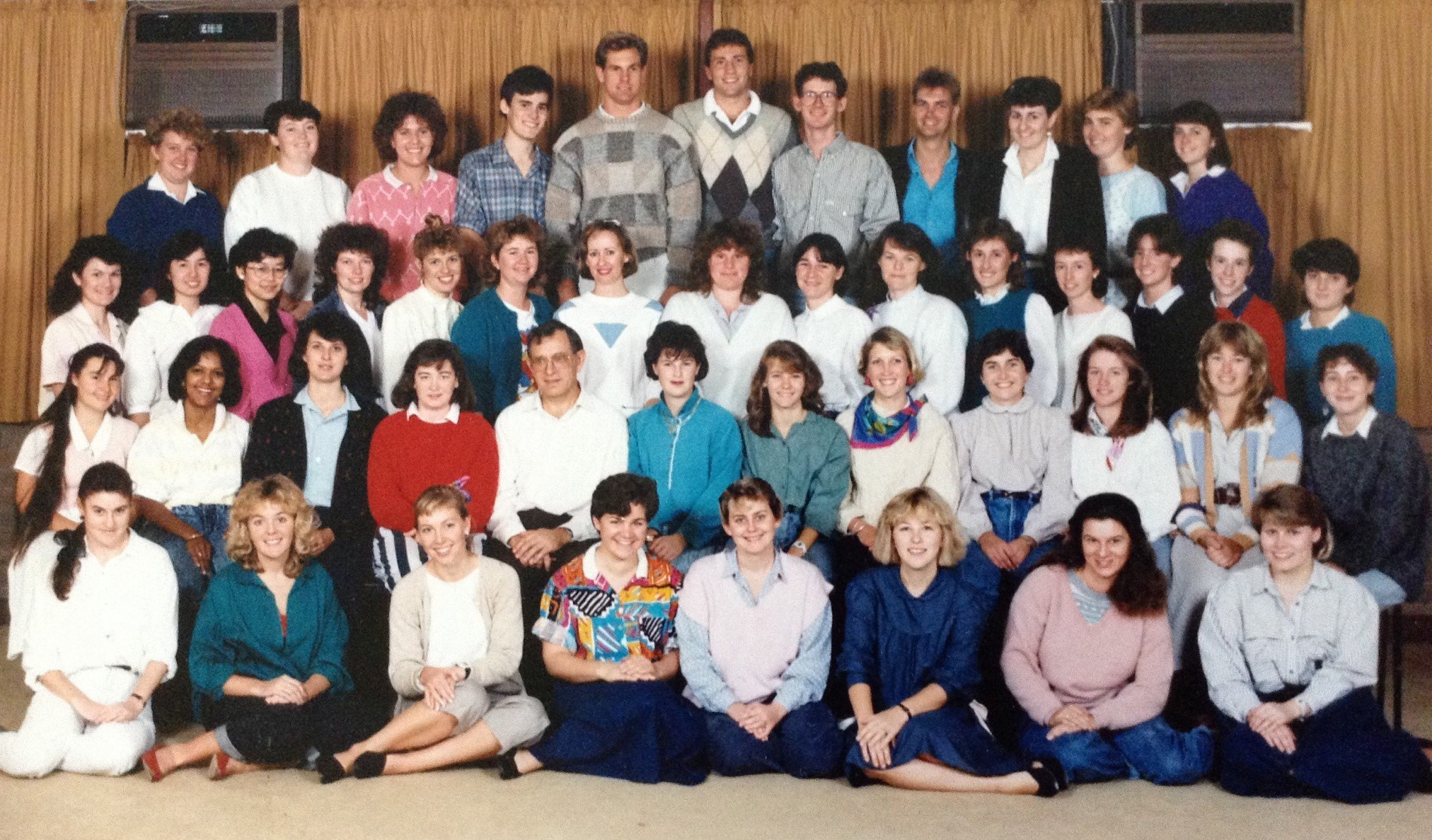 1987 Occupational Therapy Reunion