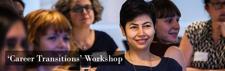 UQ & QUT 'Career Transitions' Workshop