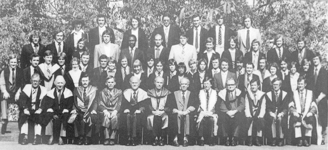 1977 Dentistry Reunion