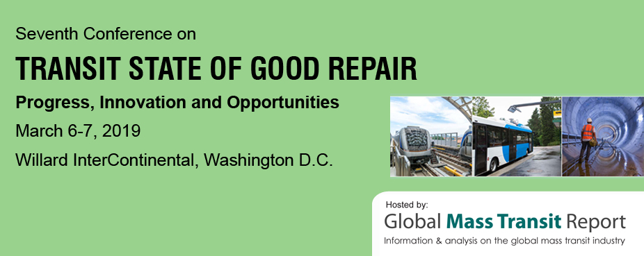 """Seventh Conference on """"Transit State of Good Repair"""""""
