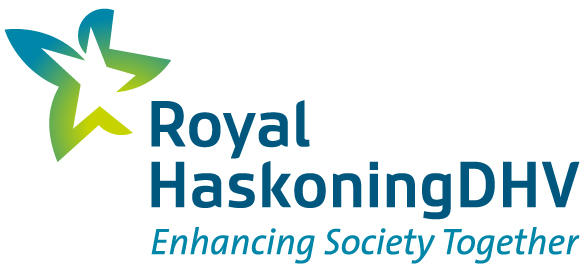 Logo Royal HaskoningDHV - transparant background