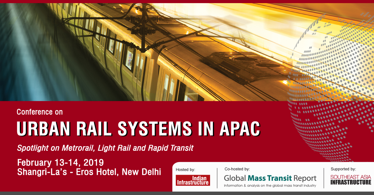 Urban Rail Systems in APAC