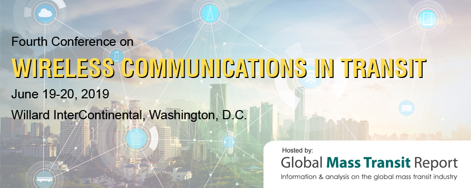 4th Conference on Wireless Communications in Transit 2019