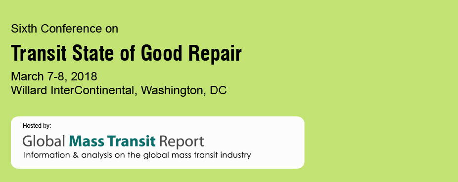"Sixth Conference on ""Transit State of Good Repair"""