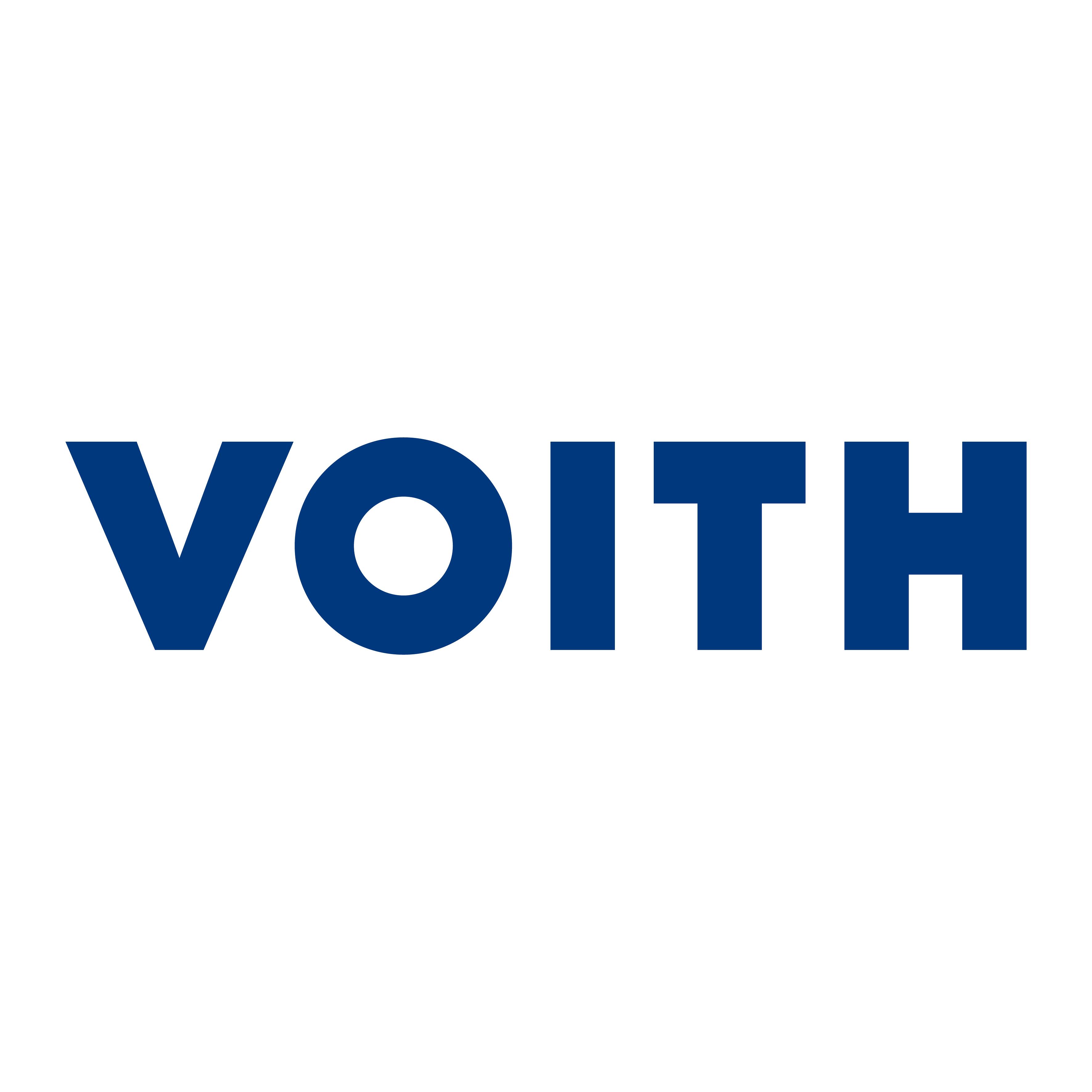 Voith logo方