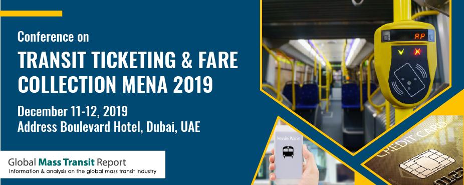 Transit Ticketing & Fare Collection MENA 2019