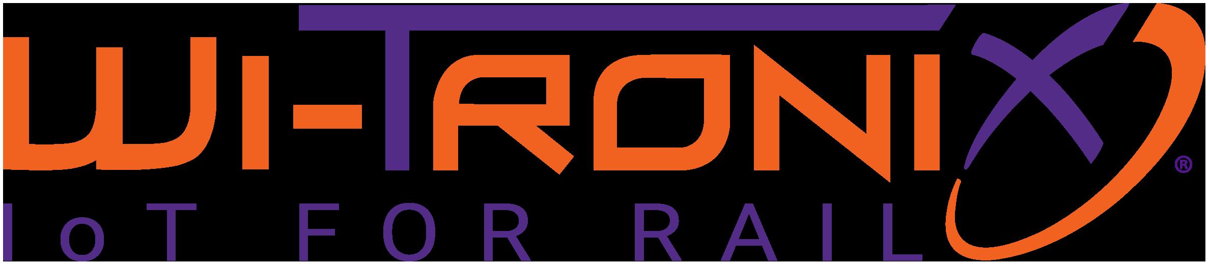 Wi-Tronix IoT4Rail Logo