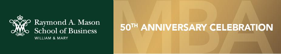 MBA 50th Anniversary Celebration