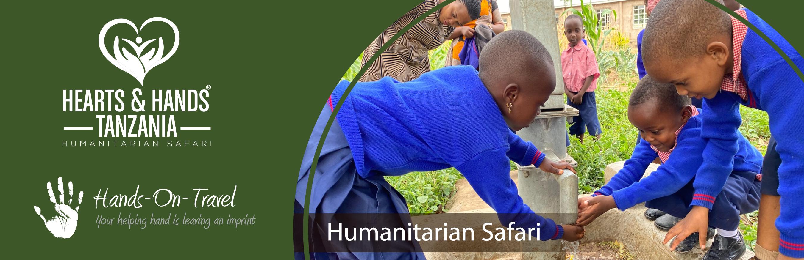 Humanitarian Safari Tanzania
