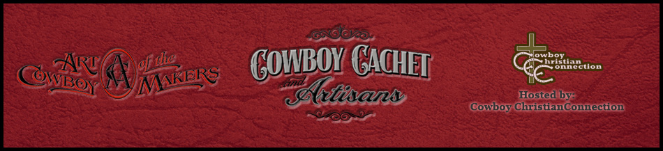 COWBOY CACHET AND ARTISANS AT THE ROPER COWBOY MARKETPLACE