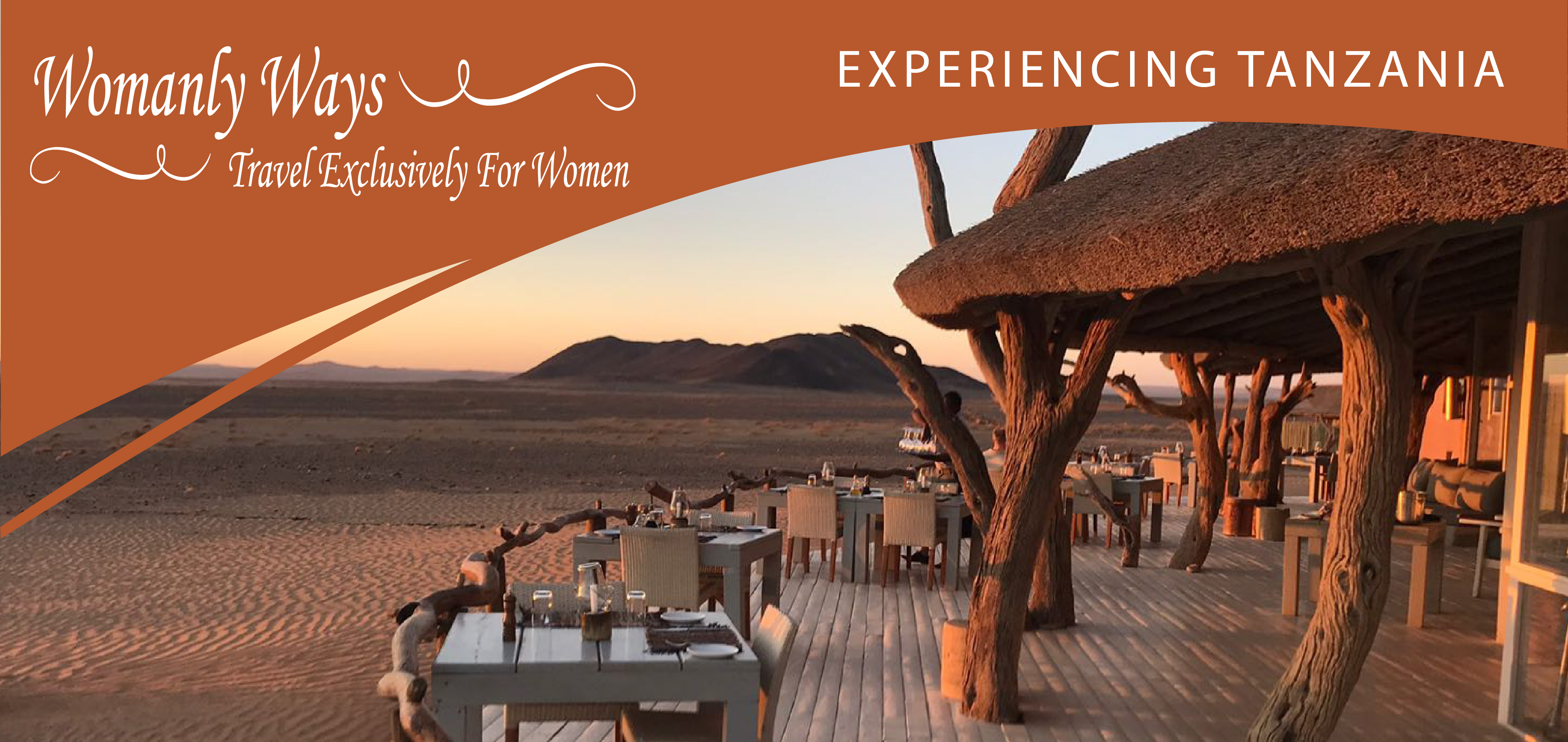 Womanly Ways: Experiencing Tanzania