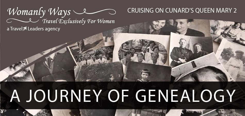 Womanly Ways: A Journey of Genealogy