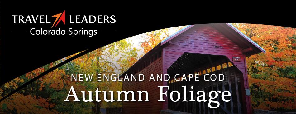 New England and Cape Cod Autumn Foliage
