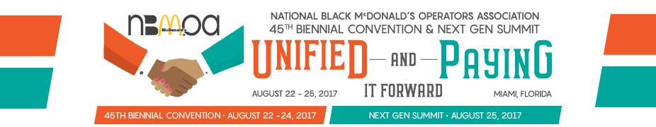 NBMOA 45th Biennial Convention & Next Gen Summit