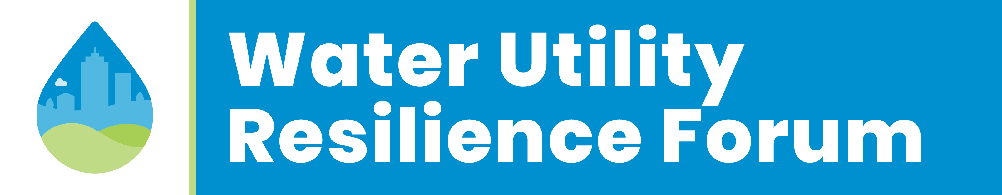 2020 Water Utility Resilience Forum