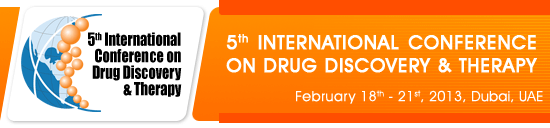 5th International Conference on Drug Discovery & Therapy