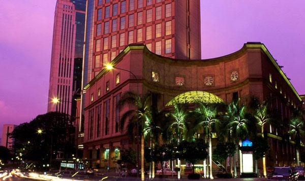 Kuala Lumpur Marriott exterior