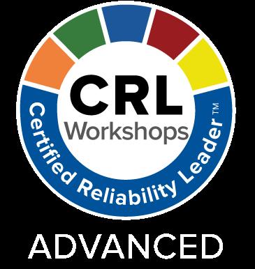 Certified Reliability Leader Workshops 2017