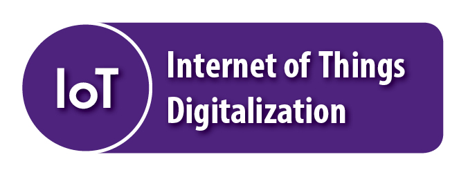 IoT - Internet of Things Digitalization