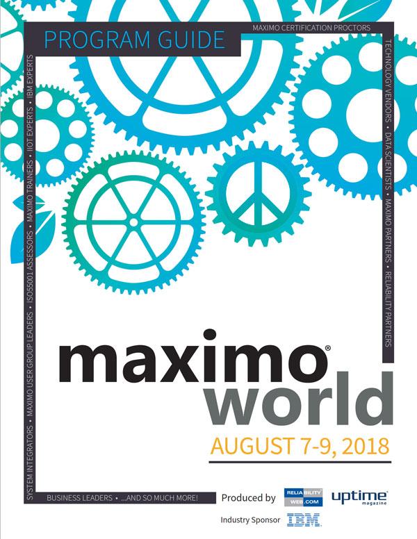 MaximoWorld program guide cover