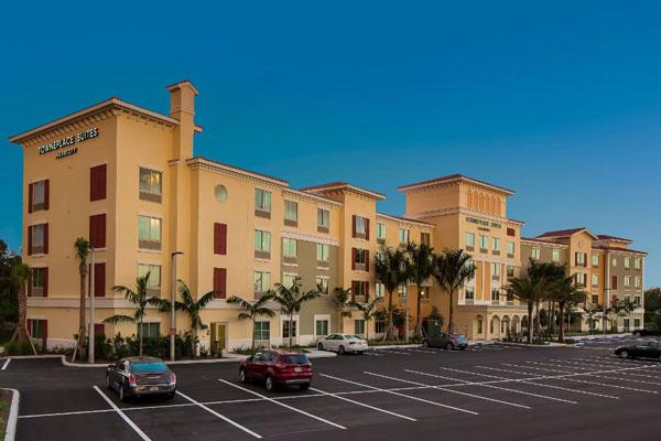 TownPlace Suites exterior