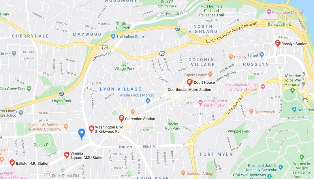 Hinode Metro Map