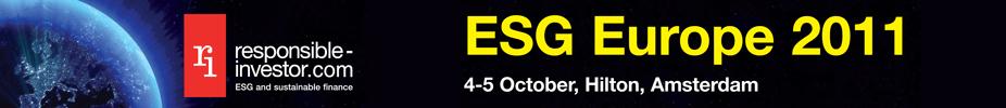ESG Europe 2011