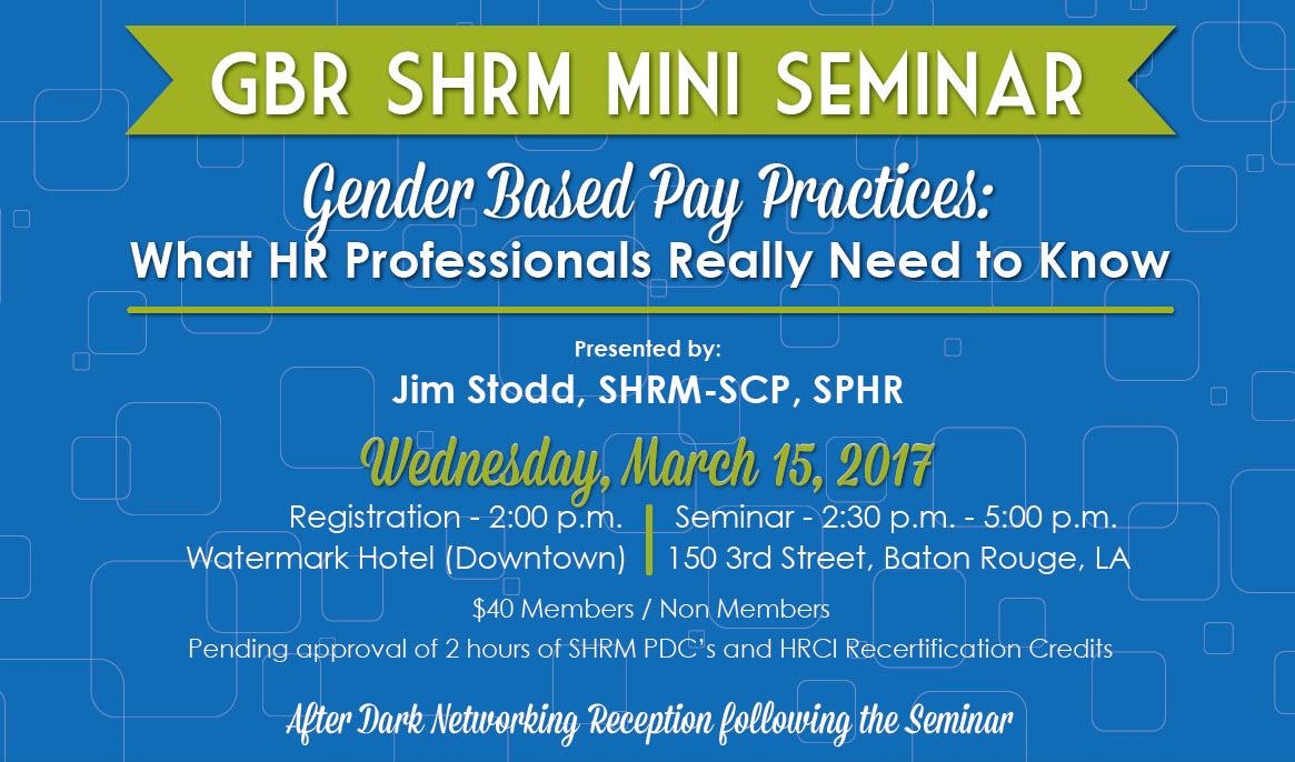 Mini Seminar 2017