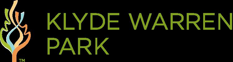 Klyde Warren Park logo