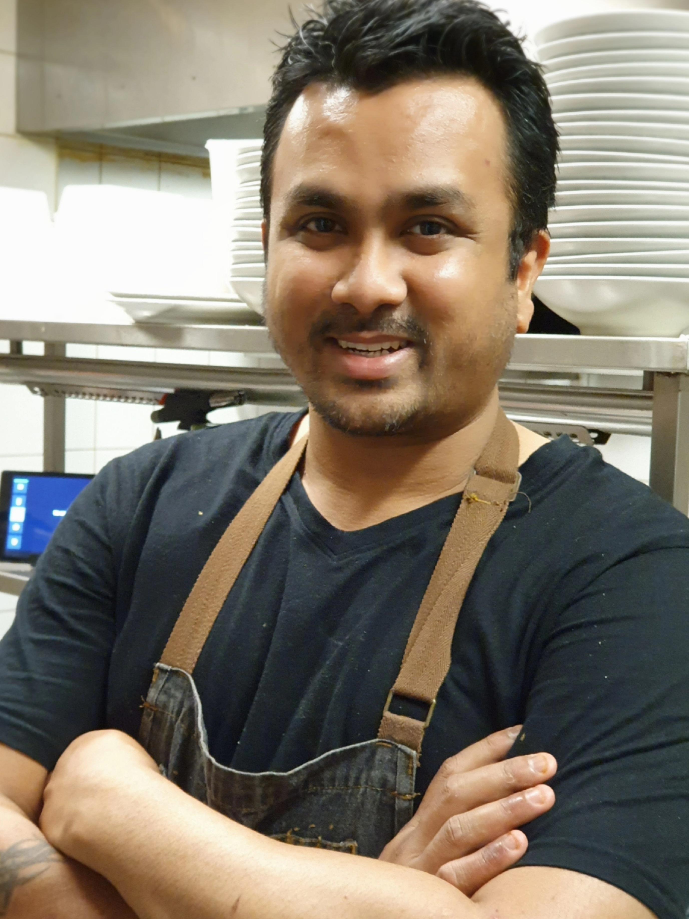 Sr. Chef - Ajay Mishra Photo - Australia-Asia Paci