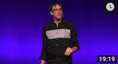Pablos Holman Video 1
