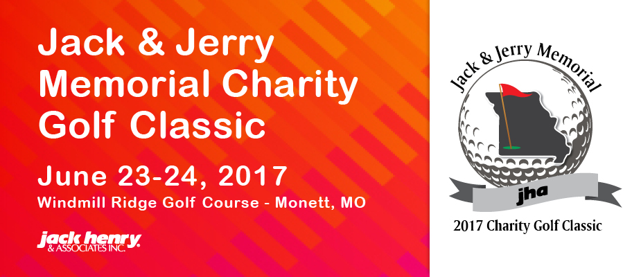 2017 Jack and Jerry Memorial Charity Golf Classic - Sponsors
