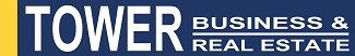 Tower Business & Real Estate - Logo Wide