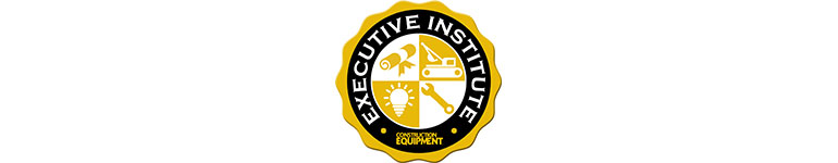 Construction Equipment Executive Institute - May 2018