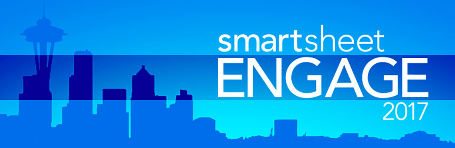 Smartsheet ENGAGE 2017