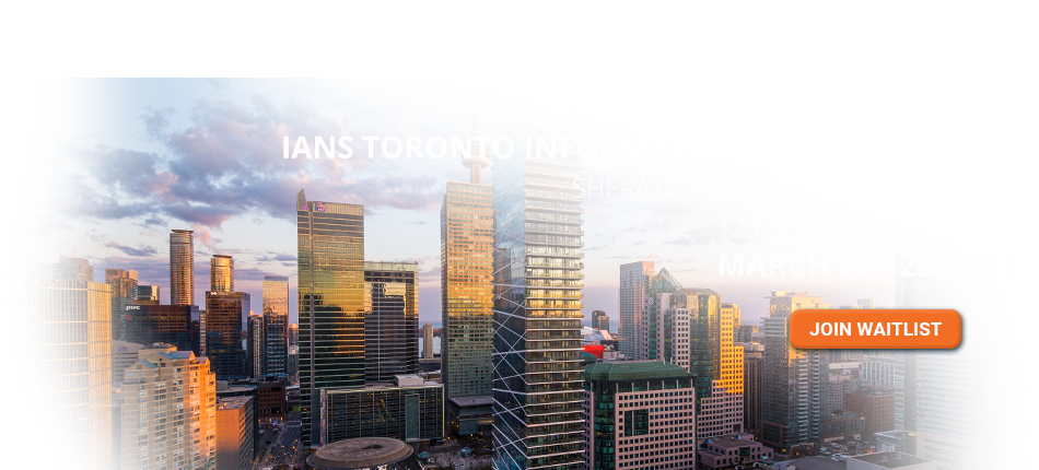 2018 Toronto Information Security Forum