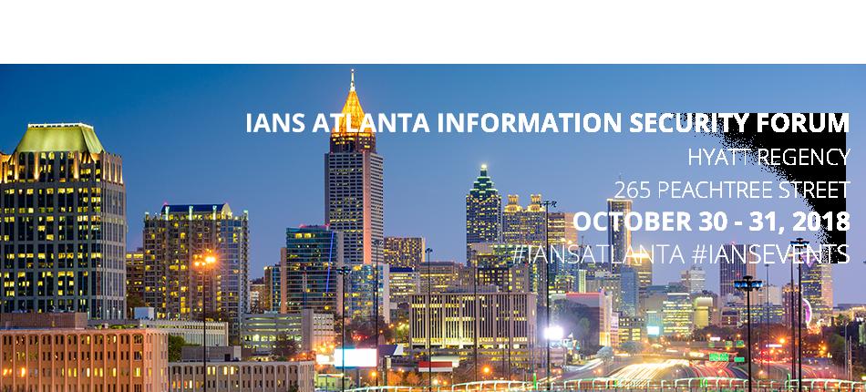 2018 Atlanta Information Security Forum