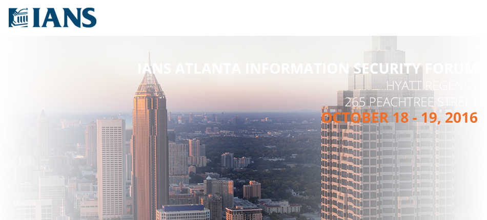 2016 Atlanta Information Security Forum