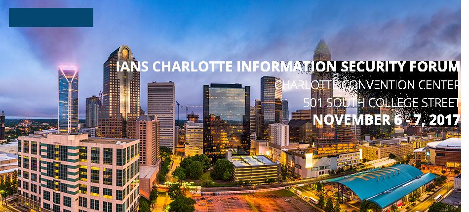 2017 Charlotte Information Security Forum