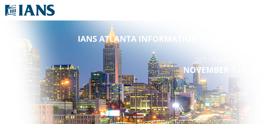 2017 Atlanta Information Security Forum