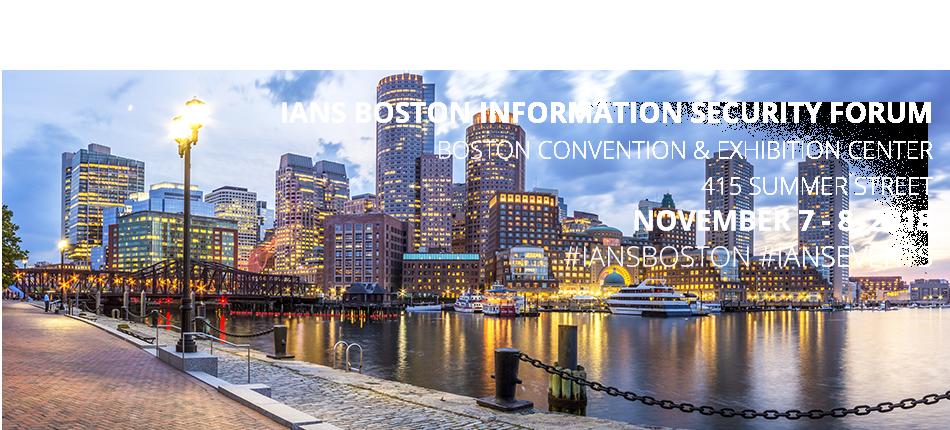2018 Boston Information Security Forum