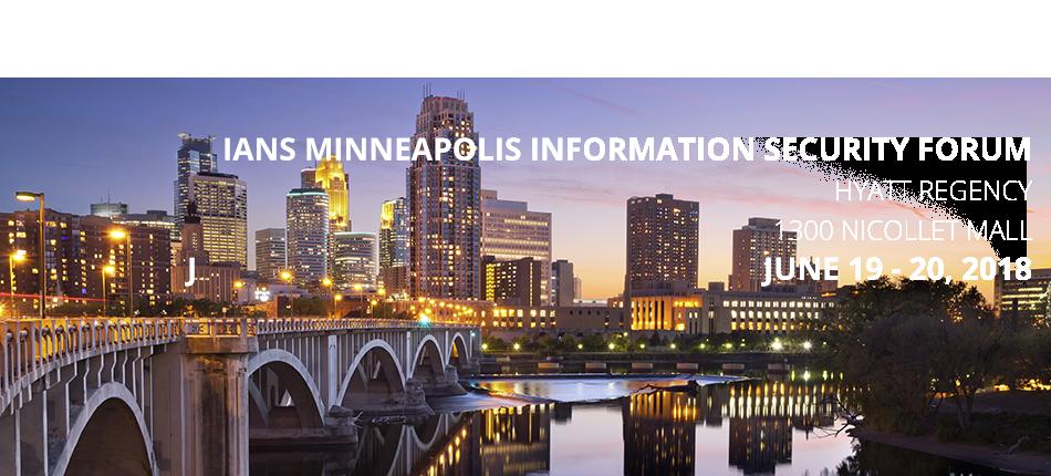 2018 Minneapolis Information Security Forum