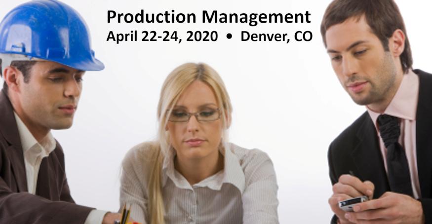 Production Management Apr 2020 Cvent