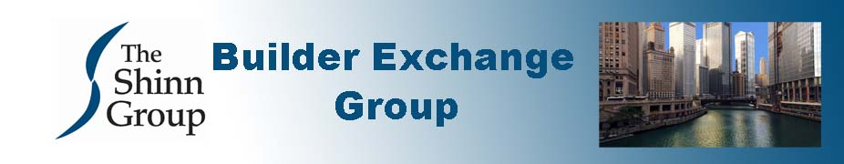Builder Exchange Group - Chicago Oct. 2 - 3, 2017