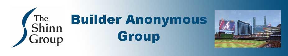 Builders Anonymous Atlanta April 16 - 17, 2018