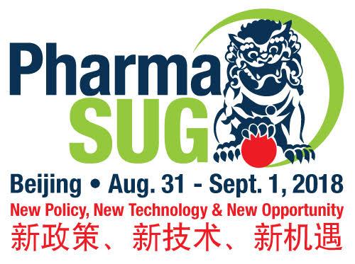 PharmaSUG China 2018