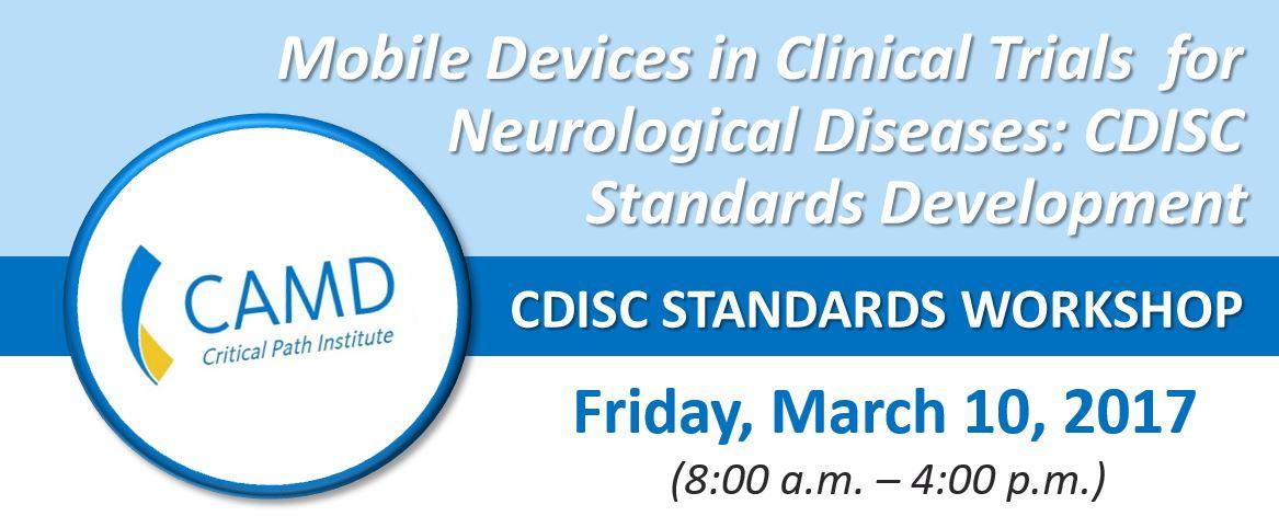 CDISC Standards Workshop